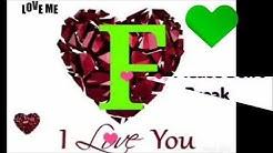 WhatsApp status video song F love