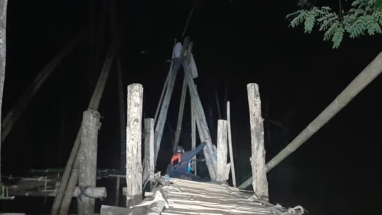 Download Jembatan Kembar Tempat Dukun Cabul ditemukan wanita di pinggir sungai