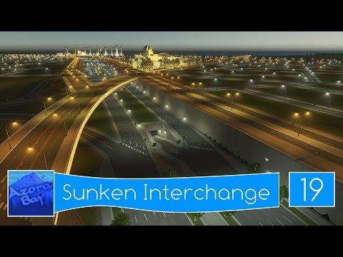 Cities Skylines: Azora Bay - Folge 19 - Sunken Interchange