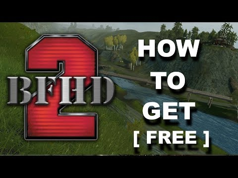 How to Get: Battlefield 2 HD Remastered, full install tutorial (FREE GAME)