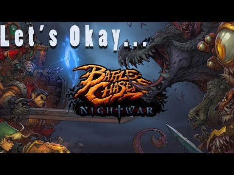 Let's Okay... Battle Chaser: Nightwars