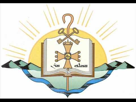 Assyrian Church Holy Mass. Qasha Alan Barkho & Shamasha Alan Oshana