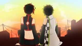 【KAI KIM &YUETT笑顔】 - Six Steps - 【UTAU】