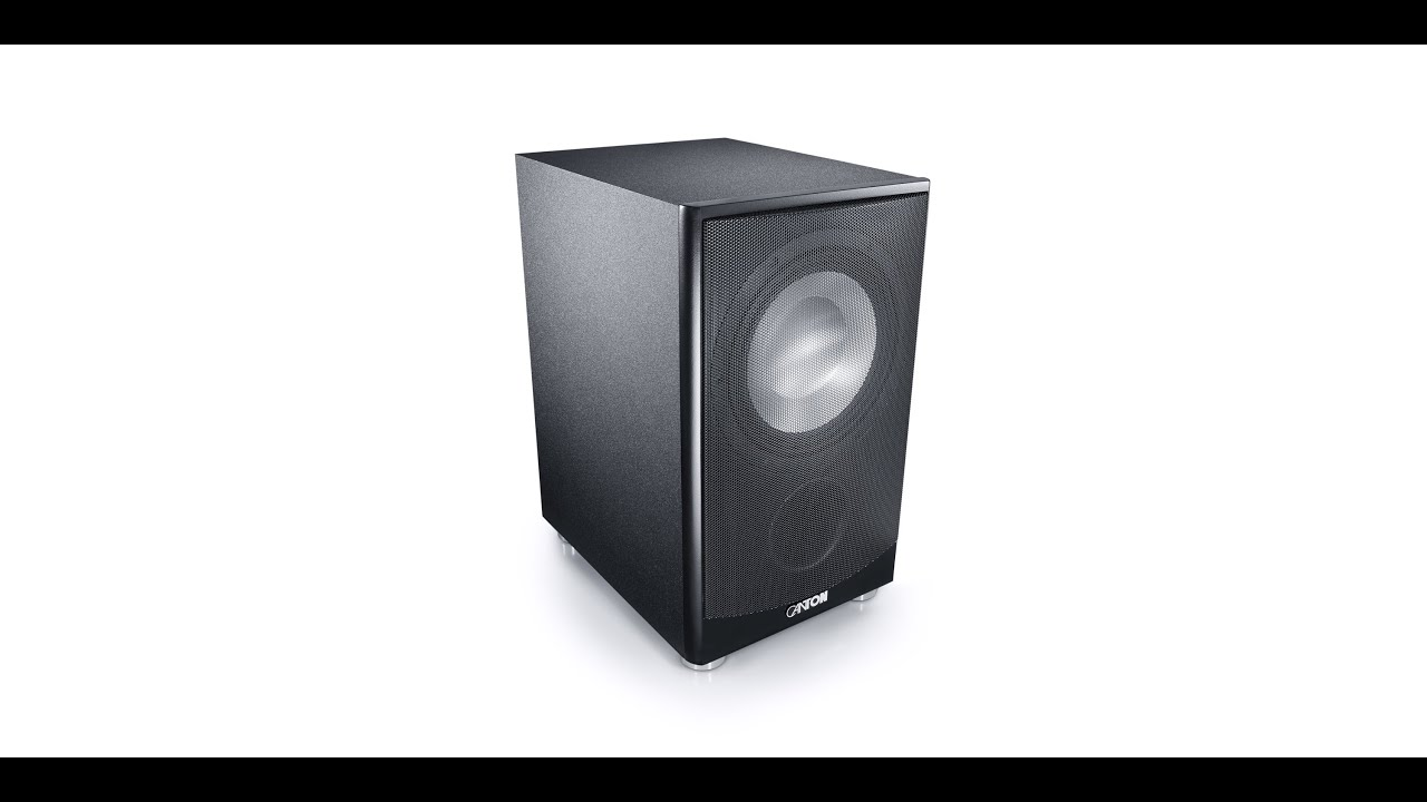 Canton AS 84 2 SC Subwoofer