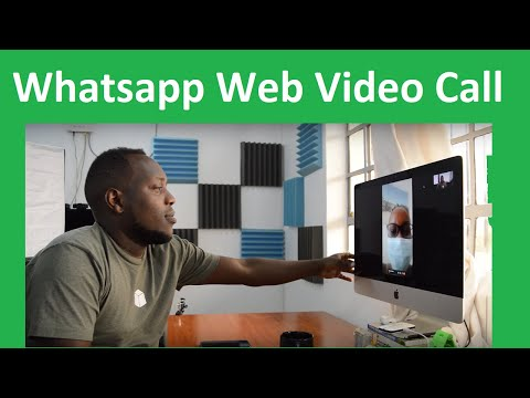 How To Video Call On WhatsApp Web