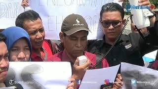 Ada Wartawan Korban Persekusi di Malam Munajat 212, Sejumlah Awak Media di Pekalongan Gelar Aksi