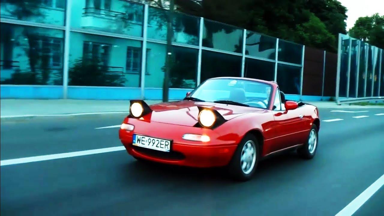 Mazda MX5 / Miata 1992 - test | AUTOMOCJE - YouTube