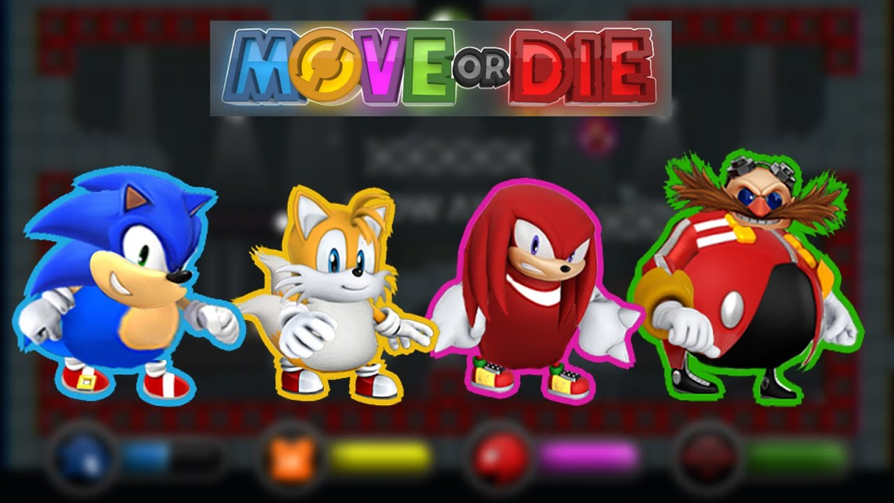 Gravity Falls All Characters Wallpaper Move Or Die Mods Sonic The Hedgehog And Friends Youtube