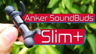 Anker SoundBuds Slim+ Review & Unboxing