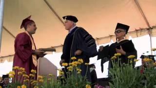 De Anza College's Commencement Ceremony, recorded June 29, 2013.