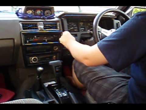 Nissan Terrano Led Dashboard Upgrade Youtube