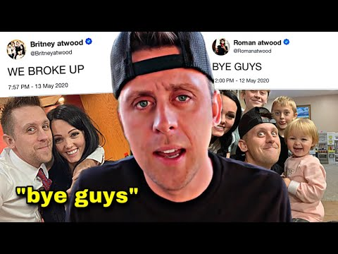 What Happened To Roman Atwood? *Did He QUIT?*