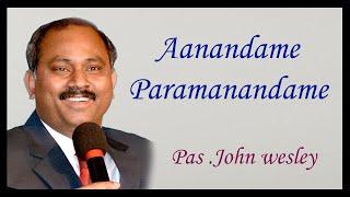 Video Bro. Yesanna Live worship - Anandame Paramanandame download MP3, 3GP, MP4, WEBM, AVI, FLV April 2018