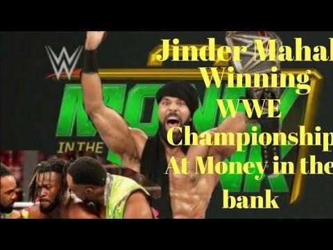 Jinder Mahal Becoming Wwe Champion Again!!!! | WWE MALAYALAM NEWS HWM