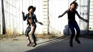 Beyonce' - Upgrade U | WilldaBeast Adams Choreography