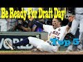 2018 Fantasy Baseball 5 Things To Do Before your Draft