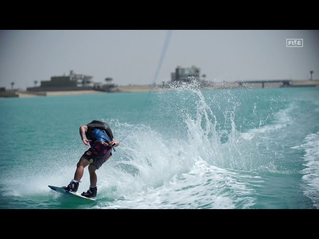 FISE Jeddah | Best Moments from Wakeboard and Kitesurf Shows
