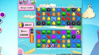 Candy Crush Saga Level 134 -- AppLevelHelp.Com