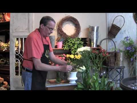 Porterfield's Flowers: Arrangements Using 5-Buck Friday Flowers