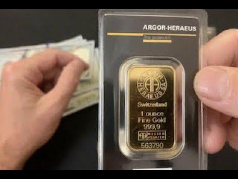 Инвестиции в золото.