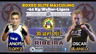 17/09 RIBEIRA Angel Lopez -vs- Oscar Blanco