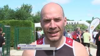 Triathlon : 150 participants à Villepreux