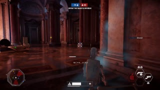 (Star Wars Battlefront 2) there