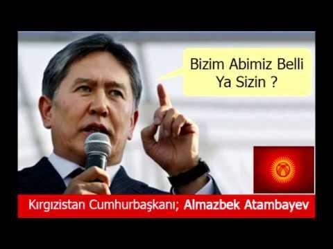 Kırgızistan Türkiye İlişkilerinden Gelinen Son Nokta