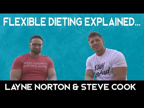Flexible Dieting Explained... | Steve Cook & Layne Norton | Ep. 19
