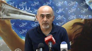 Սամվել Մարտիրոսյանի մամուլի ասուլիսը. Ուղիղ