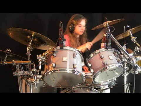 More Than A Feeling (Boston); drum cover by Sina