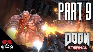 BIG FUCKIN GUN 10 000! | DOOM Eternal #9
