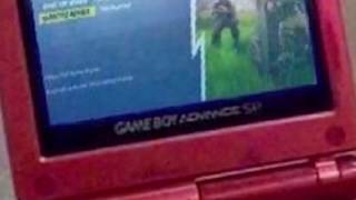 This kid plays Fortnite on a Gameboy!! 😳🔥