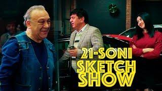 Sketch SHOW 21-soni (Mirzabek Xolmedov, Zokir Ochildiyev, Shukurullo Isroilov, Abror Baxtyarovich)