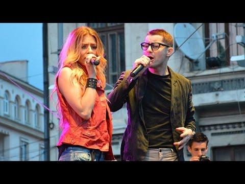 Kamelia - Adrian Sina & Lidia Buble la Zilele Craiovei 2015