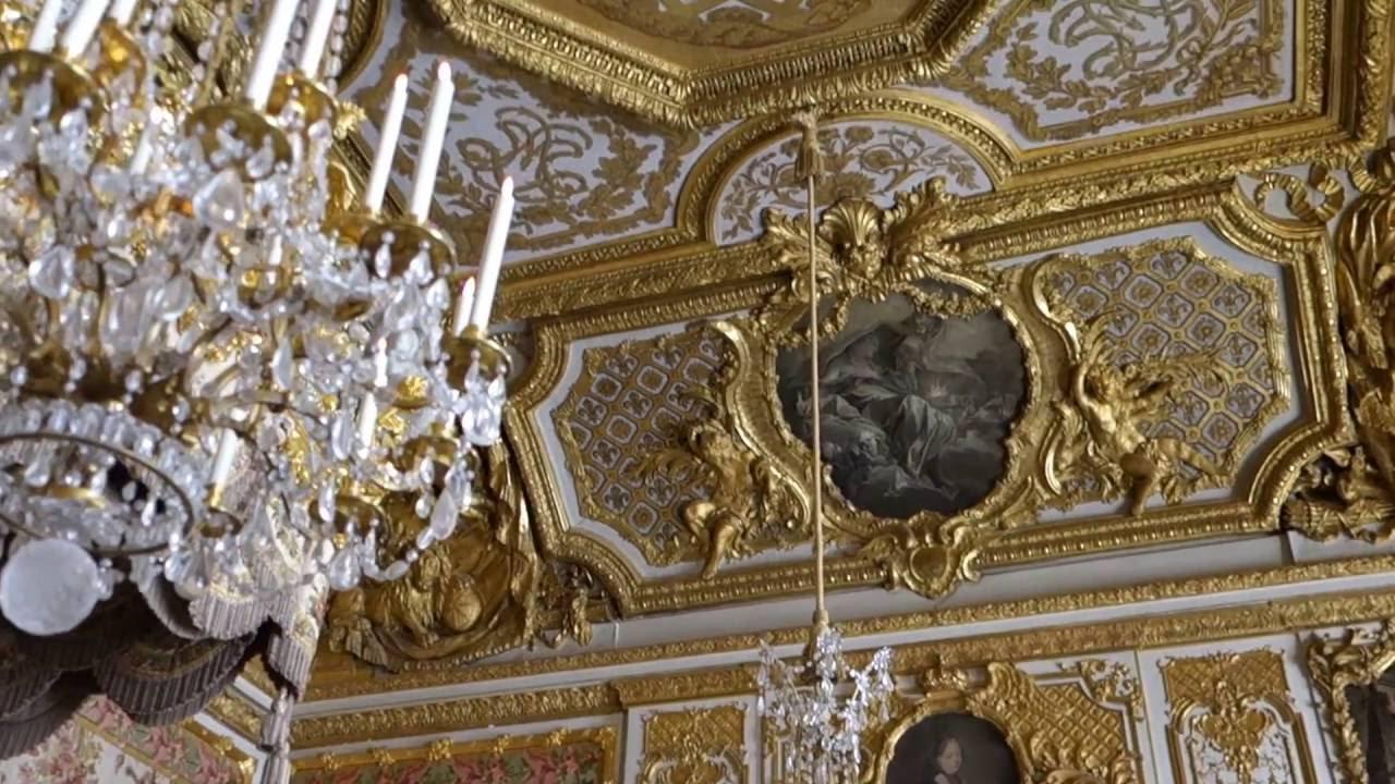 Chambre de La Reine  Versailles  YouTube