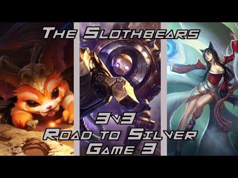 3v3 Road to Silver - Episode: 3