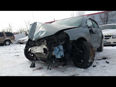 Fox 9  Man saved from burning car Coon Rapids, MN
