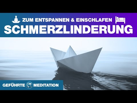 Geführte Meditation - Schmerzen lindern mit 432 Hz Musik