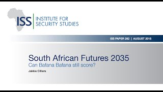 South Africa 2035 - Institute for Security Studies