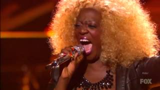 Zoanette Johnson, Semi-finals ~ American Idol 2013 Circle of Life