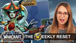 The Azshara Raid And N'zoth:  Gamescom Reveals, Missing Cinematics And 120 To-Do List   WoW News