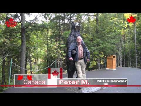 Quebec und das Hinterland