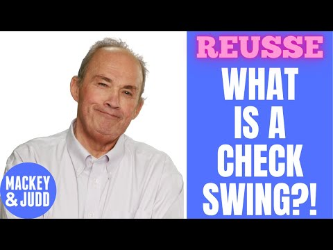 Hey MLB, what is a check swing?!