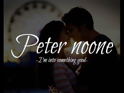 Peter noone - I'm into something good (Lyrics) mp3