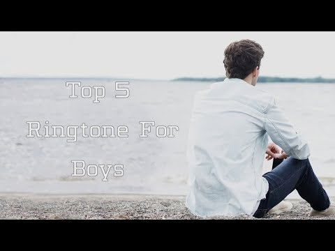 Top 5 Ringtone For Boys |Download Now| S3