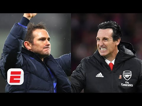 Frank Lampard is topping expectations, Emery looks like 'an idiot' – Ale Moreno | Premier League