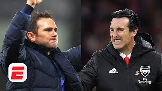 Frank Lampard is topping expectations, Emery looks like 'an idiot' - Ale Moreno | Premier League