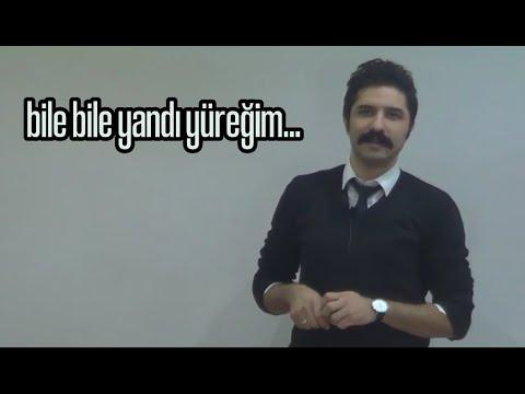 RÜŞTÜ HOCA - BİLE BİLE YANDI YÜREĞİM (Official Video)