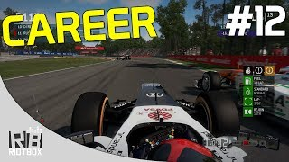 F1 2013 Career Mode Walkthrough - Part 12 - Race 12 Italy [PC Gameplay]